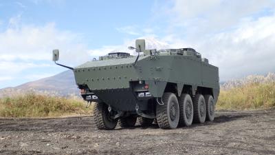 装甲車の種類と自衛隊配備状況&...