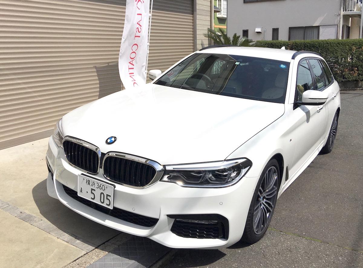 BMWにガラスコーティングが必要な理由を現場の職人が解説